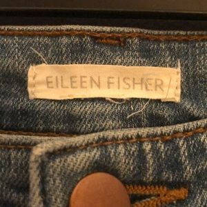 Eileen Fisher Jeans - Eileen Fisher light wash jeans size 34
